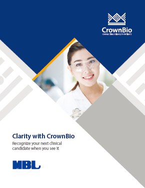 CrownBio_MBL_Catalog